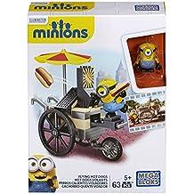 MINIONS - Juego de construcción, Hot Dogs voladores en París (Mattel ...