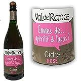 Cidre rosé Val de France Apéritif & Tapas