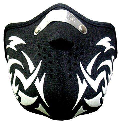 Biker Maske - Tribal
