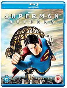 Superman Returns [Blu-ray] [Import anglais]