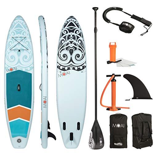 MOAI SUP Hinchable: Stand Up Paddle Board 11' 335