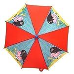 Peppa Pig George Pirate Umbrella by ACHARACTERSHOP
