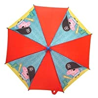 Peppa Pig George Pirate Umbrella by ACHARACTERSHOP