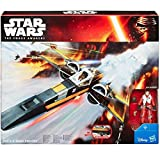 Stars Wars B3953eu40 - Figurine Cinéma - Le Vaisseau X-Wing de Poe Dameron