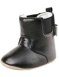 zapatos bebe niño invierno, Amlaiworld Botines bebé recién nacidos Niña Niño botas de nieve Zapatos calientes recién nacidos 0- 18 Mes