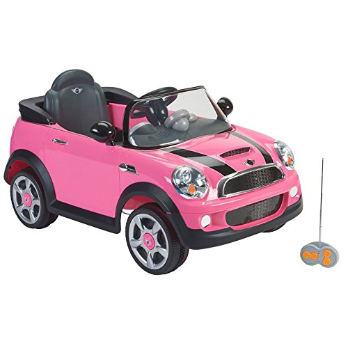 pink-mini-cooper-6v-ride-on-with-remote-control