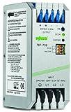 WAGO EPSITRON Hutschienen-Netzteil, Schaltnetzteil, DIN-Netzgerät 24 V/DC 6250 mA