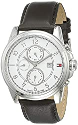 Tommy Hilfiger Analog White Dial Mens Watch - NATH1710294