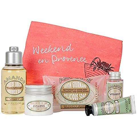 L'Occitane Almond Discovery Collection (2015)