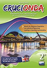 Crucionda. Enigmistica di lingua inglese. Per la Scuola media. Con File audio per il download: 2