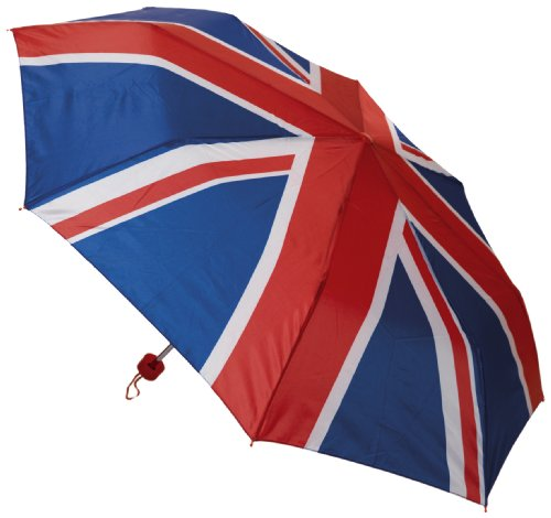 Jack Daw Union Patriotic Regenschirm, mehrfarbig (Cord Kappe Baumwolle)