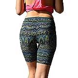 OIKAY Sport Hosen Damen Sporthose Hotpants Damen Sport Shorts Kurze Hosen Sporthose Laufshorts Fitness Yoga Hot Pants