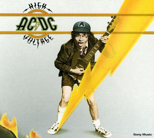 AC/DC: High Voltage (Special Edition Digipack) (Audio CD)