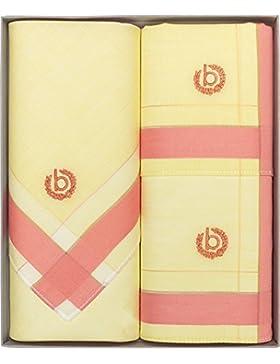 Bugatti Taschentücher 3er-Pack B