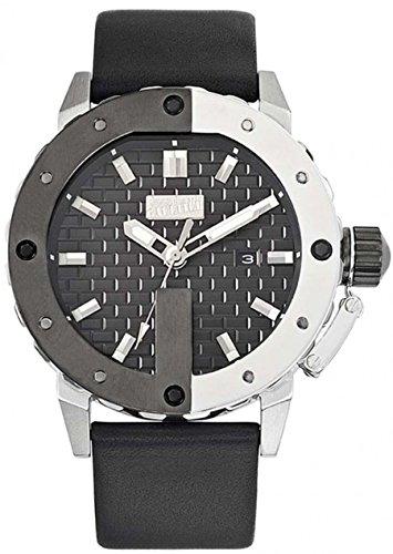 Jean Paul Gaultier Hombre Reloj de pulsera analógico cuarzo piel 8500101