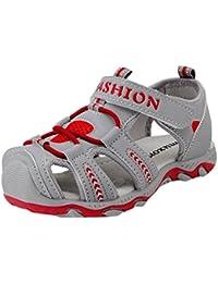 Sandalias para Bebés Xinantime Zapatos para niños pequeños Zapatos cerrados Baby Boy Girl Sandalias de playa