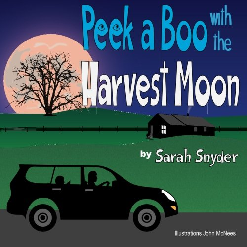 Peek-A-Book with the Harvest Moon