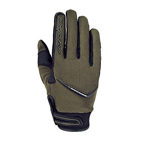 Ixon RS Slick HP par de guantes de moto negro y caqui...