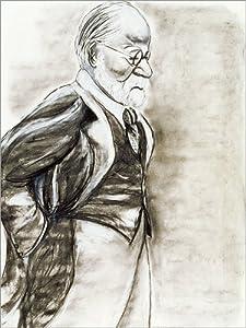 psicoterapia artística: Póster 30 x 40 cm: Sigmund Freud 1998 de Stevie Taylor/Bridgeman Images - impres...