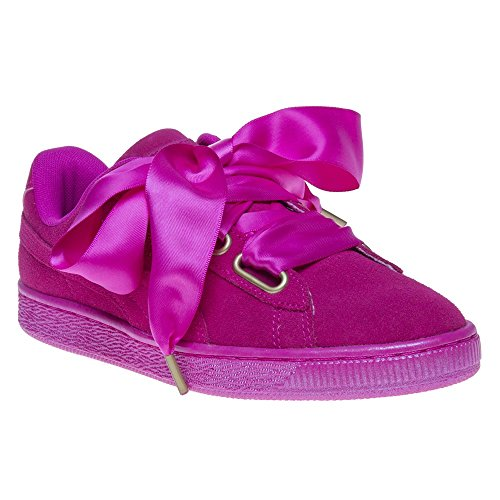 puma-suede-heart-satin-trainers-pink-6-uk