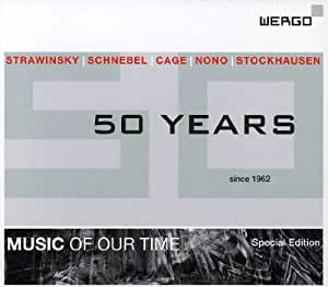 Wergo - 50 Years: Music of our Time Special Edition