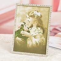 SQZH Nostalgia creative classico in stile continentale ornamenti sono eleganti e romantiche confezione regalo oro,46