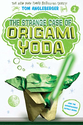 The Strange Case of Origami Yoda (Origami Yoda #1) (Origami Yoda series) (English Edition)