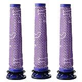 KoojawindPre filtro per filtro lavabile, filtro percolatore per V6 V8 Animal Cordless Handheld Smart Home Appliances, 3Pcs