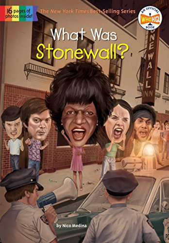 What Was Stonewall? (What Was?) (English Edition)