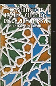 Cuentos de la alhambra par Irving Washington
