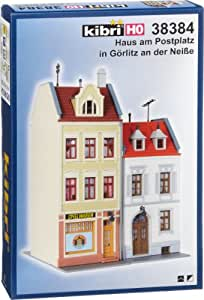 Kibri 38384 - H0 Haus Postplatz in Görlitz/Neiße: Amazon