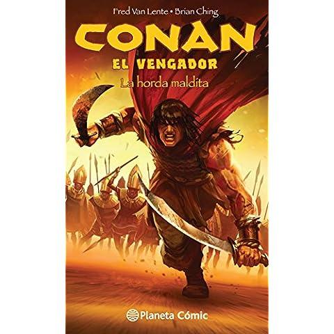 Conan El vengador nº 02: La horda maldita
