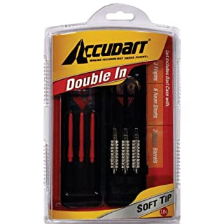 Accudart Double-In Set - Steel Tips