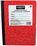 Best Creative Composition Notebooks - Red Composition Book 100 Sheets Review
