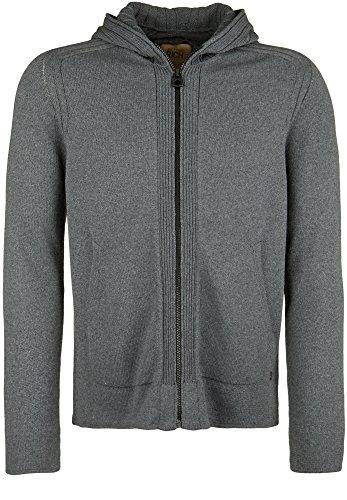 Better Rich Veste en tricot à capuche été, hiver Bleu - Steel