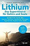 Lithium - Das Supermineral für Gehirn und Seele: Effektive Hilfe bei (Amazon.de)