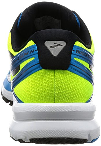 Brooks Launch 4, Chaussures de Course Homme Multicolore (Methylblue/nightlife/black)