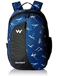 Wildcraft 33 Ltrs Blue Casual Backpack (Nature 3)