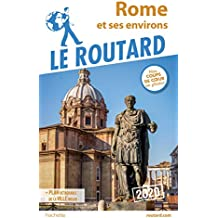 Guide du Routard Rome 2020