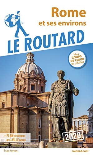 Guide du Routard Rome 2020 par Collectif