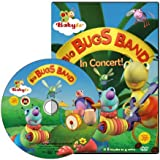 BabyTV DVD Big Bugs Band