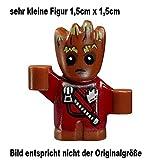 LEGO Guardians of the Galaxy Vol. 2 Minifigur Groot (sehr kleine Figur 1,5cm x 1,5cm) 76081