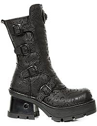 Amazon.es  New Rock - 36   Zapatos para mujer   Zapatos  Zapatos y ... 61c4935233de
