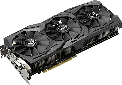 Asus ROG Strix GeForce GTX1060-6G Gaming Grafikkarte (Nvidia - 5