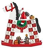 Pajoma Adventskalender Schaukelpferd, Weihnachten