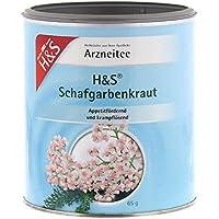 H&S Schafgarbenkraut lose, 65 g preisvergleich bei billige-tabletten.eu