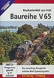Die Baureihe V 65 - Baukastenlok aus Kiel - Die vierachsige Rangierlok und das MaK-Typenprogramm [Alemania] [DVD]