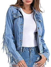 d6df6d15e104 Suchergebnis auf Amazon.de für  Jeansjacke Damen Lang - Jeans ...