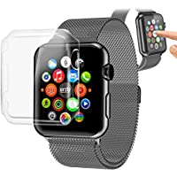 Orzly® - InvisiCase for APPLE WATCH (38mm) - 100% CLEAR