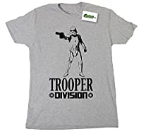 Trooper Division Stormtrooper Star Wars T-Shirt XX Large